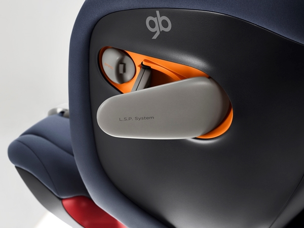 GB Κάθισμα Αυτοκινήτου Everna-Fix 9-36kg. Night Blue