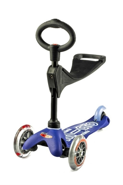 Micro Mini 3in1 Deluxe - Παιδικό Πατίνι Μπλε