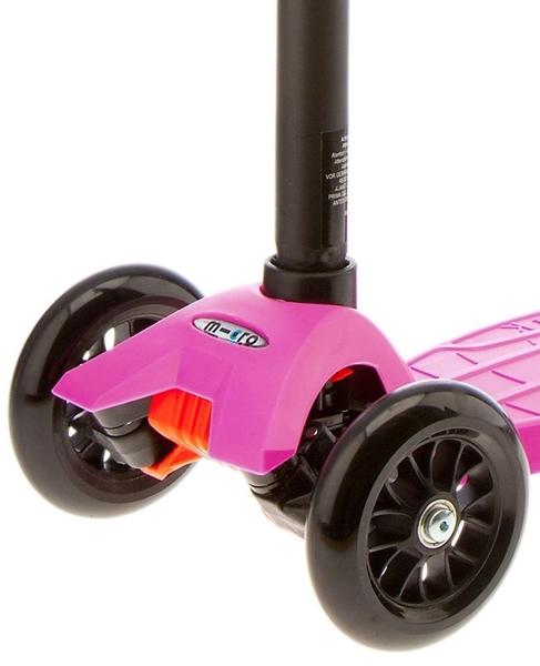Micro Maxi Shocking Pink T-Bar