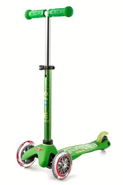Micro Mini Deluxe - Παιδικό Σκούτερ Πράσινο