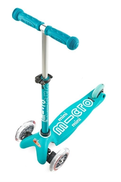 Micro Mini Deluxe - Παιδικό Σκούτερ Aqua