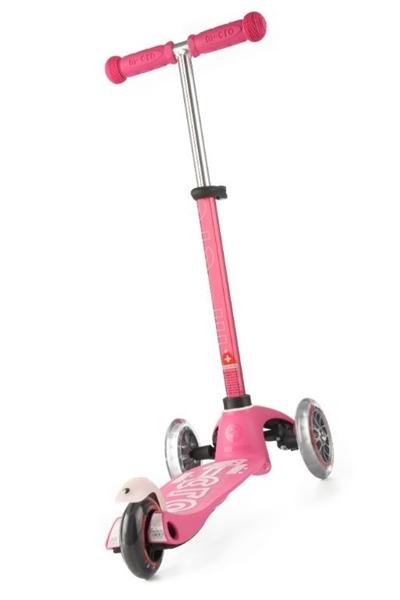 Micro Mini Deluxe - Παιδικό Σκούτερ Pink