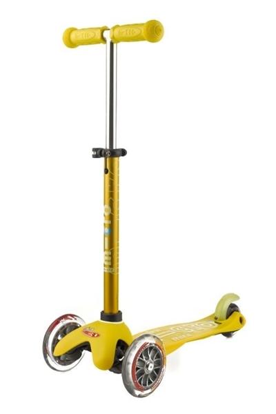 Micro Mini Deluxe - Παιδικό Σκούτερ Yellow