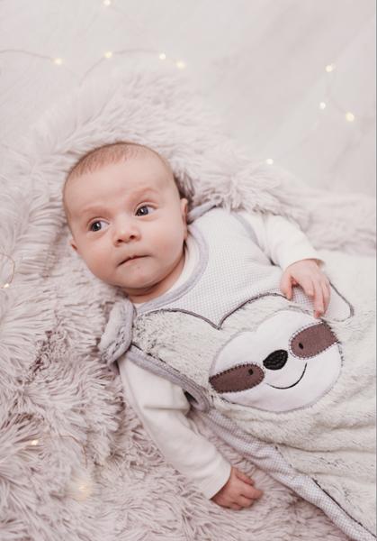 Bizzi Growin Υπνόσακος 2.5 tog Χειμωνιάτικος 6-18 μηνών Sidney Sloth