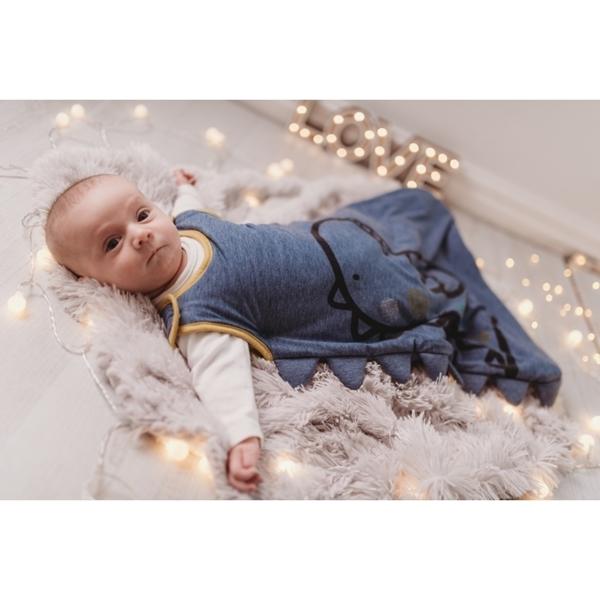 Bizzi Growin Υπνόσακος 2.5 tog Χειμωνιάτικος 6-18 μηνών Tony T-Rex