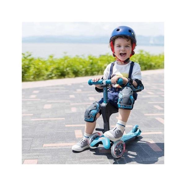 Micro Mini 3in1 Deluxe Plus - Παιδικό Πατίνι Ice Blue