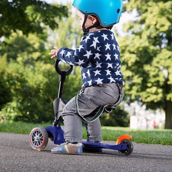 Micro Mini 3in1 - Παιδικό Πατίνι Blue