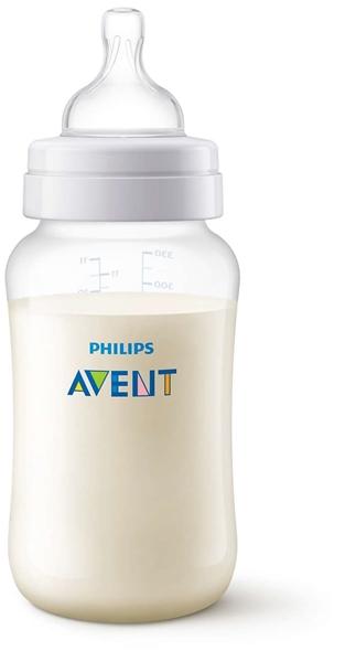 Philips Avent Πλαστικό Μπιμπερό κατά των κολικών με Θηλή Μέτριας Ροής 330ml
