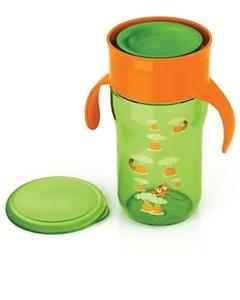Philips Avent Κύπελλο εκμάθησης 340 ml με λαβές Πράσινο