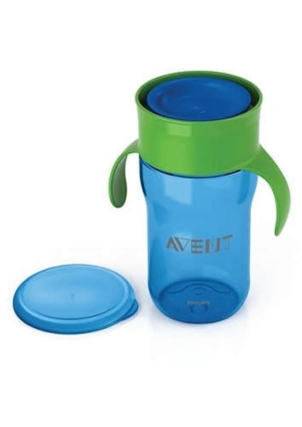 Philips Avent Κύπελλο εκμάθησης 340 ml με λαβές Μπλε
