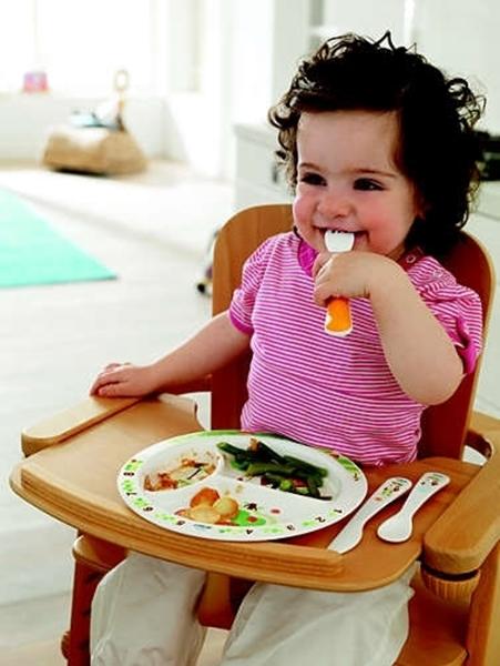Philips Avent Εκπαιδευτικό πιάτο φαγητού