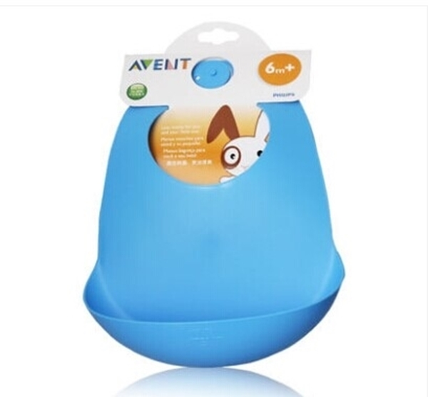 Philips Avent Προστατευτικό ταΐσματος Mπλε