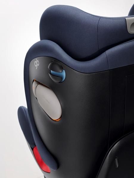 GB Κάθισμα Αυτοκινήτου Uni-All 0-36 kg. London Grey