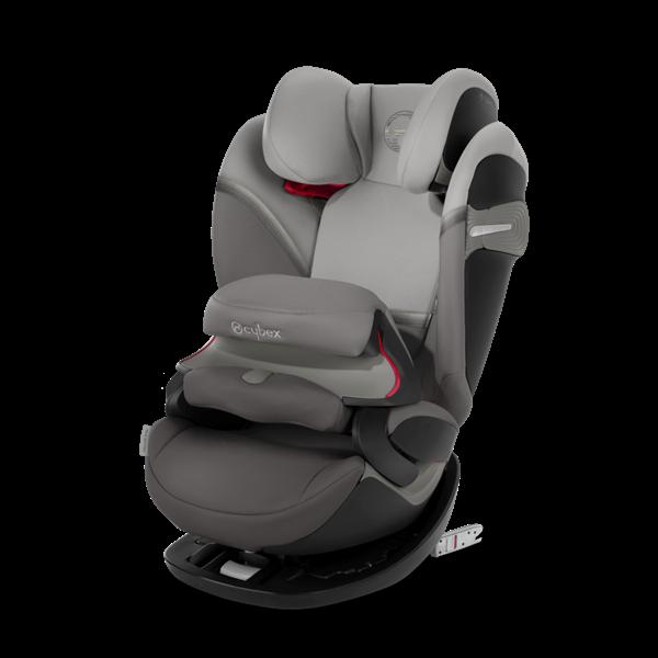 Cybex Κάθισμα Αυτοκινήτου Pallas S-Fix 9-36kg. Soho Grey