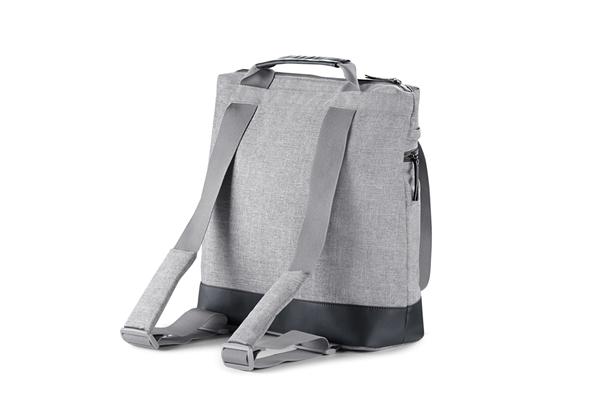 Inglesina Τσάντα Σακίδιο Aptica Back Bag, Silk Grey