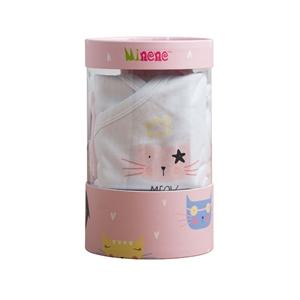 Minene Circle Gift Box Circus - Light Pink