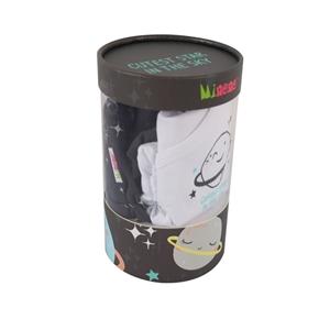 Minene Circle Gift Box Space - Black