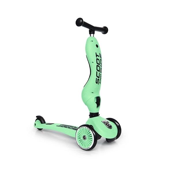 Scoot and Ride Ποδήλατο Ισορροπίας & Πατίνι 2 σε 1 HighWayKick 1, Kiwi