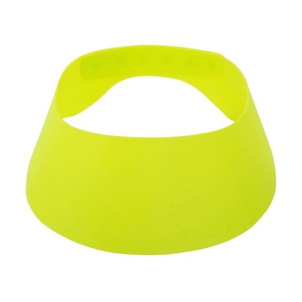 bbluv Γείσο Σιλικόνης Προστατευτικό Ματιών κατά το Λούσιμο Lime