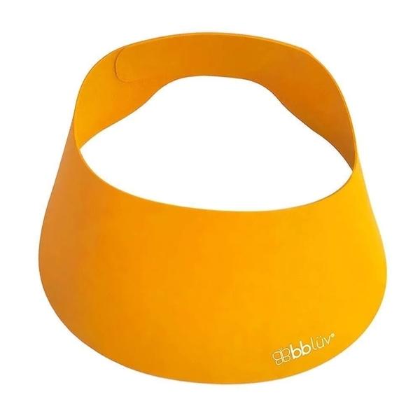 bbluv Γείσο Σιλικόνης Προστατευτικό Ματιών κατά το Λούσιμο Orange