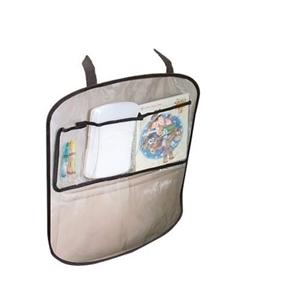 Προστατευτικό κάλυμμα για την πλάτη του καθίσματος αυτοκινήτου.  Δεν θα αποτρέψει τα παιδιά να κλωτσάνε αλλά θα κρατήσει το κάθισμα σας πιο καθαρό