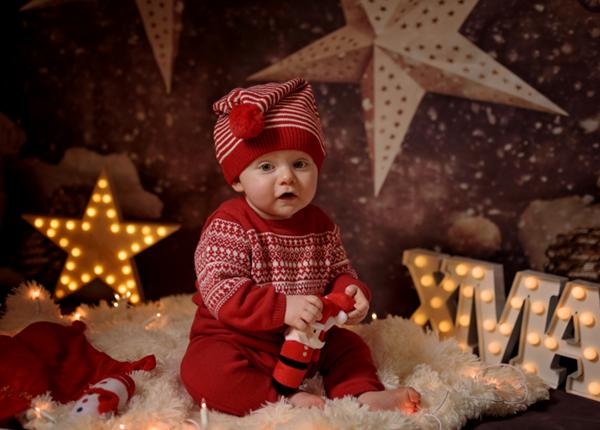 Bizzi Growin Χριστουγεννιάτικη Κουδουνίστρα και Πανάκι Παρηγοριάς