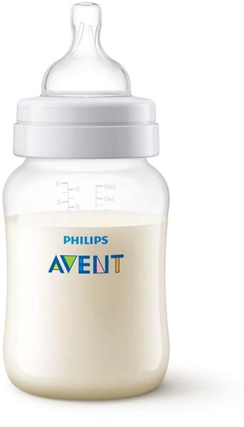 Philips Avent Πλαστικό Μπιμπερό Κατά των Κολικών 260ml.
