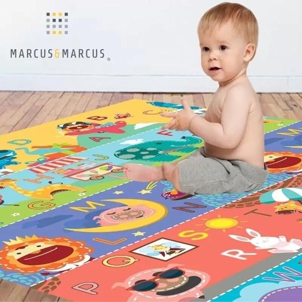 Marcus & Marcus Βρεφικό Χαλάκι παιχνιδιού 2 Όψεων Αφρού Dream Marcus & Marcus 180 Χ 150 cm