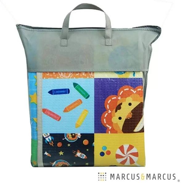 Marcus & Marcus Παιδικό Χαλί για Παιχνίδι Love to Counting Με Ενίσχυση Αλουμινίου 180x150