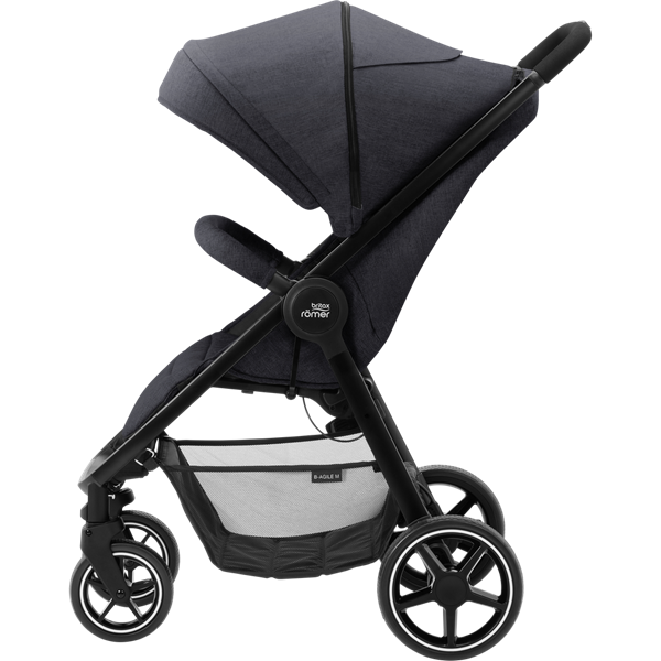 Britax Καρότσι B-Agile M, Black Shadow