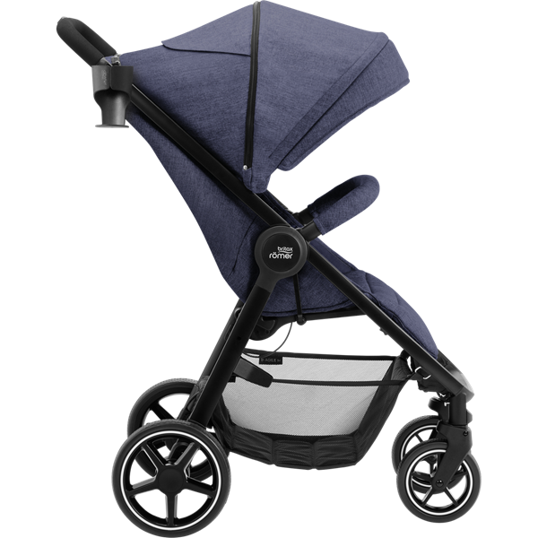 Britax Καρότσι B-Agile M, Navy Ink