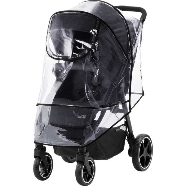 Britax Καρότσι B-Agile M, Cherry Wine