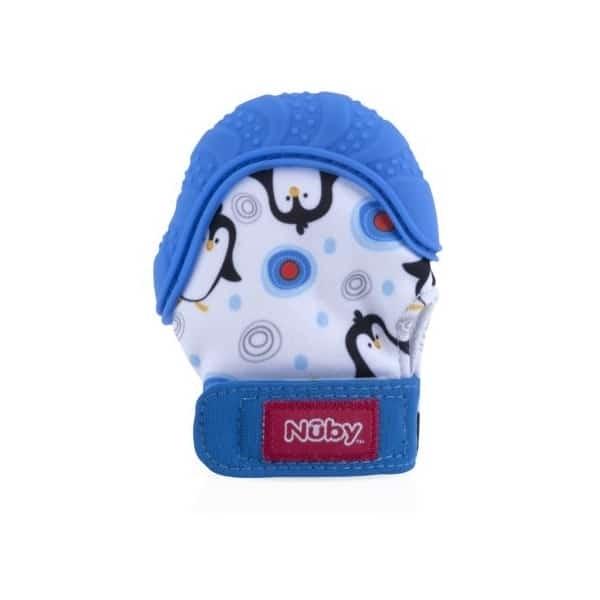 Noby Μασητικό Γάντι - Μπλε
