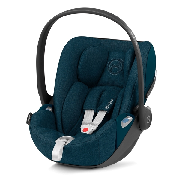 Cybex Κάθισμα Αυτοκινήτου Cloud Z i-Size, Mountain Blue Plus