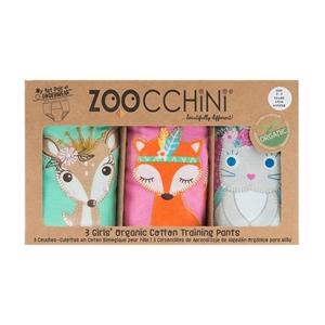 Zoocchini Εκπαιδευτικά Βρακάκια – Woodland Princesses