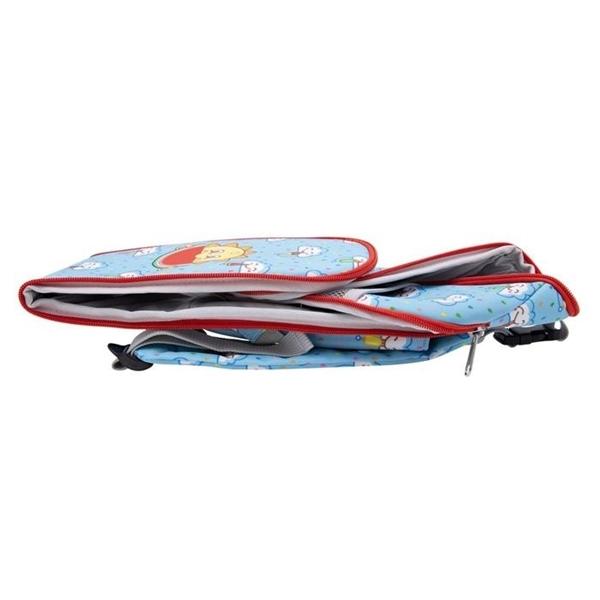 Laken Τσάντα Με Θερμός Φαγητού 500ml & 500ml Νερού Sirenas