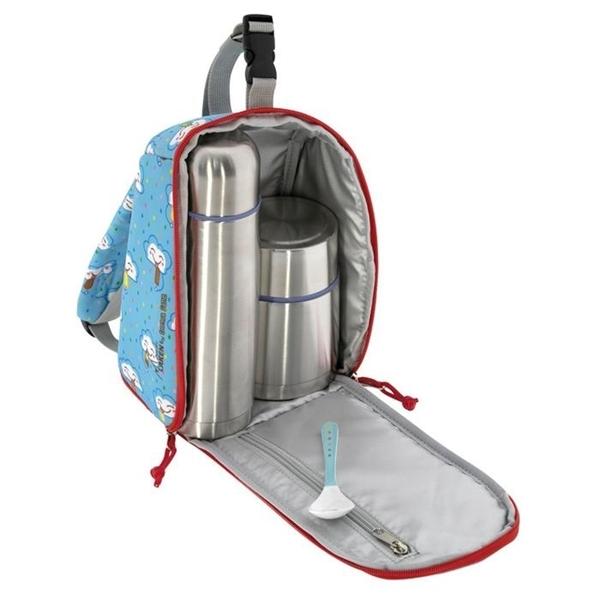 Picture of Laken Ισοθερμική Τσάντα με Με Θερμός Φαγητού 500ml & 350ml Νερού - Pompas