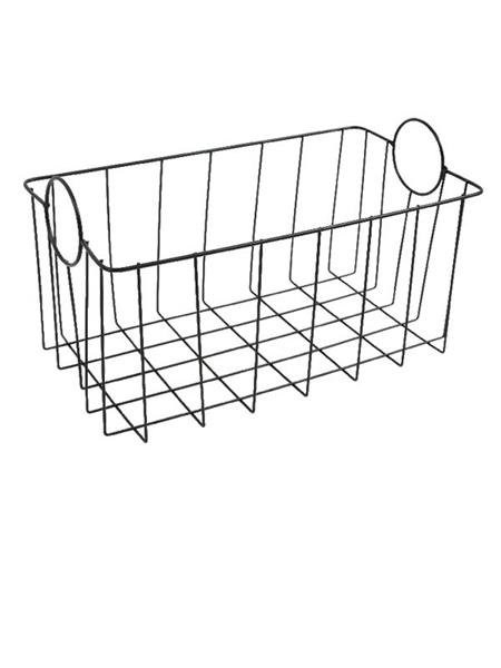 Picture of Minene Metal Basket Black