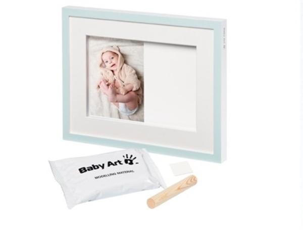 Baby Art Κορνίζα με Αποτύπωμα My Baby Tiny Style Crystalline