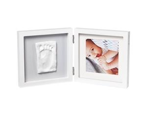 Baby Art Κορνίζα με Αποτύπωμα My Baby Simple Grey
