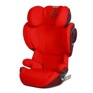 Cybex Παιδικό Κάθισμα Αυτοκινήτου Solution Z i-Fix Autumn Gold 15-36kg.