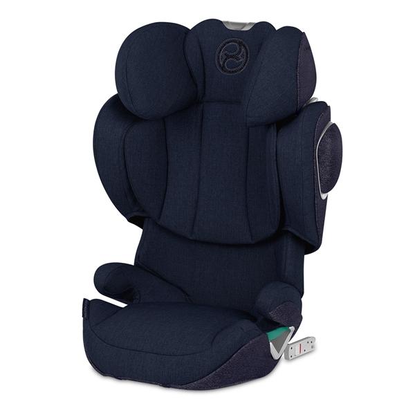 Cybex Κάθισμα Αυτοκινήτου Solution Z i-Fix Nautical Blue Plus