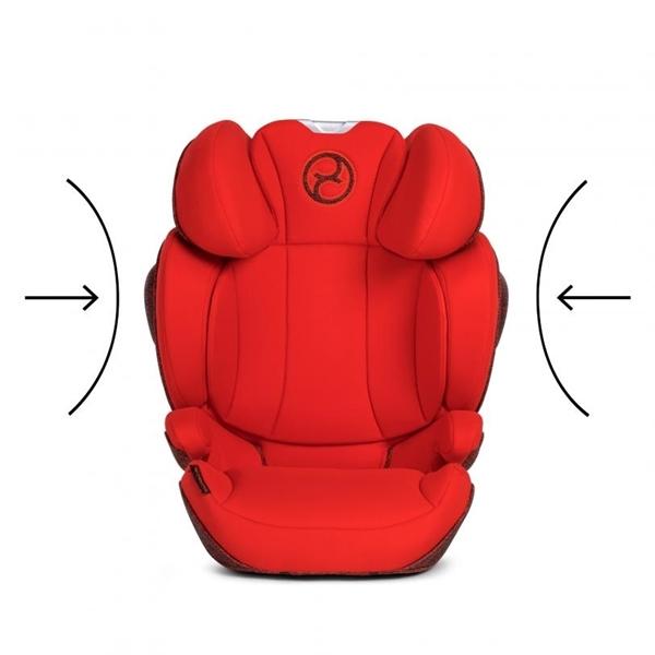 Cybex Κάθισμα Αυτοκινήτου Solution Z i-Fix Mountain Blue Plus