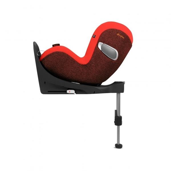 Cybex Κάθισμα Αυτοκινήτου Sirona Z i-Size 0-18kg. Soho Grey