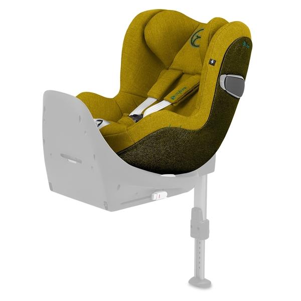 Cybex Κάθισμα Αυτοκινήτου Sirona Z i-Size 0-18kg. Mustard Yellow Plus