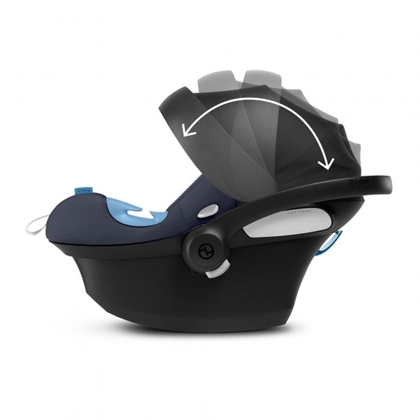 Cybex Κάθισμα Αυτοκινήτου Aton M I-Size 0-13kg, Navy Blue