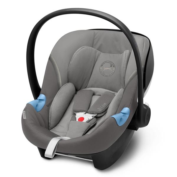 Cybex Κάθισμα Αυτοκινήτου Aton M I-Size 0-13kg, Soho Grey