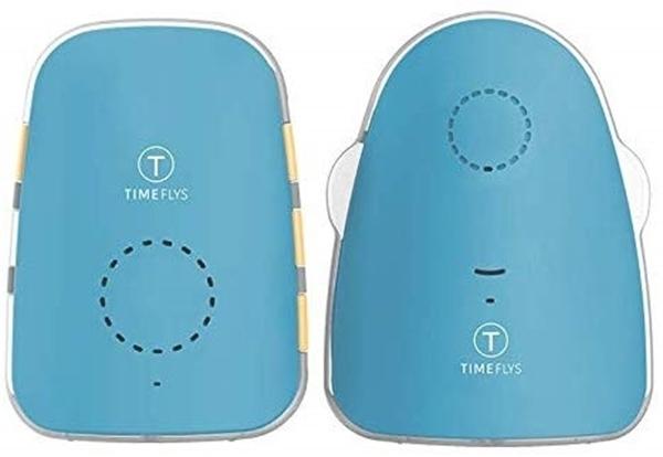 TimeFlys Ενδοεπικοινωνία Audio Baby Monitor Camry