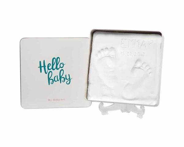 Baby Art Κουτί Αποτύπωμα Magic Box Square Essentials
