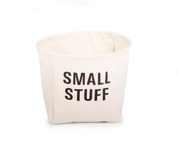 Childhome Κουτί Αποθήκευσης Βαμβακερό Small Stuff